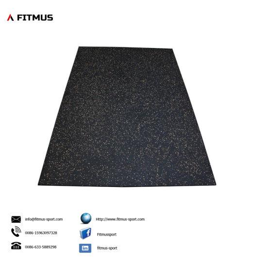 China Rubber Flooring Rubber Mat Rubber Floor Tiles Gym Flooring