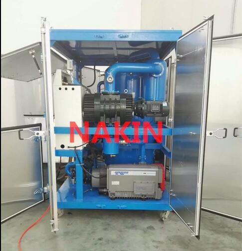 Zym Trailer Type Insulating Oil Filtration, Oil Purifier pictures & photos