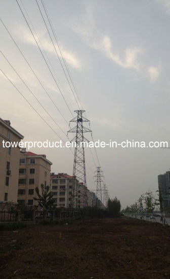 110kv Power Transmission Line Angular Towers (MG-110AT) pictures & photos