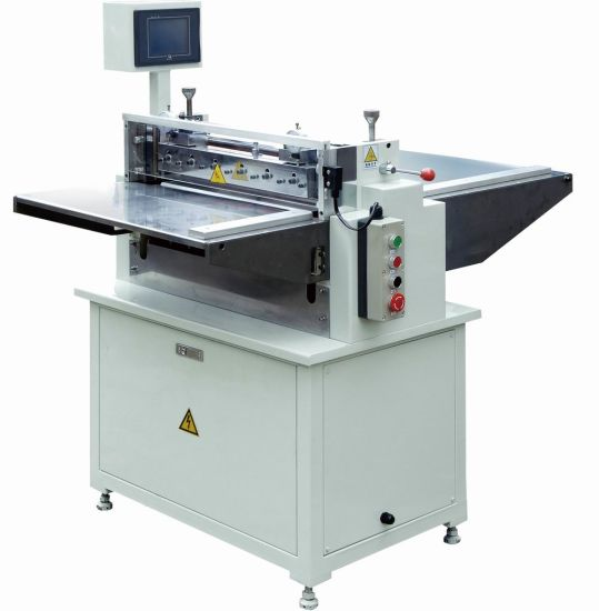 Roll to Sheet Cutting Automatic Feeding Machine pictures & photos
