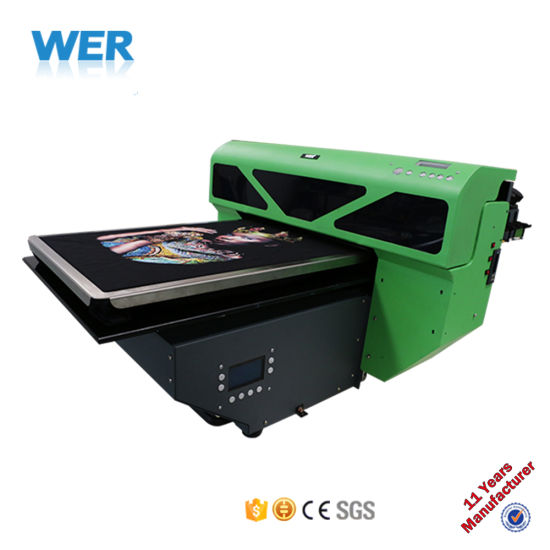 Ce Certificate A2 4880 Direct to Garment T-Shirt Printer, T-Shirt Printing Machine pictures & photos