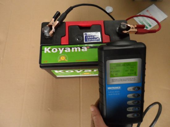 Factory Maintenance Free Auto Car Battery 32c24r-Mf 40ah 12V pictures & photos