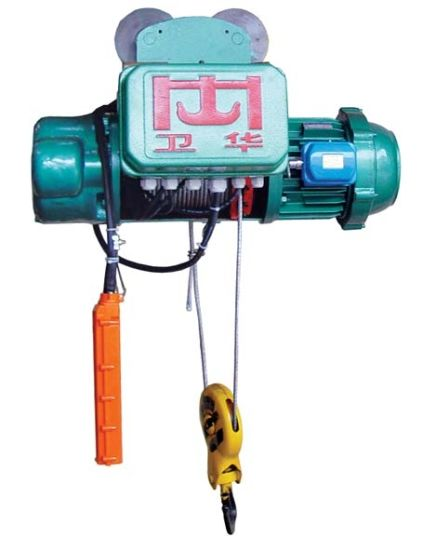 CDII, MDII Model Wire Rope Electric Hoist