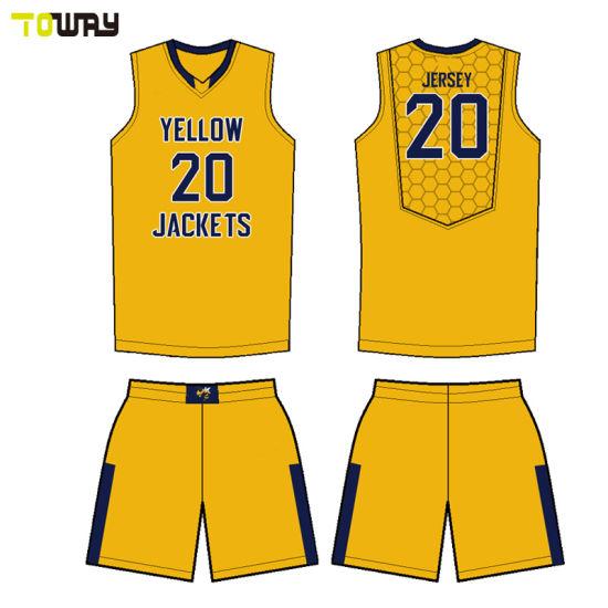 086ec6682ea China 2017 OEM Customized Sublimation Basketball Jersey Uniform ...