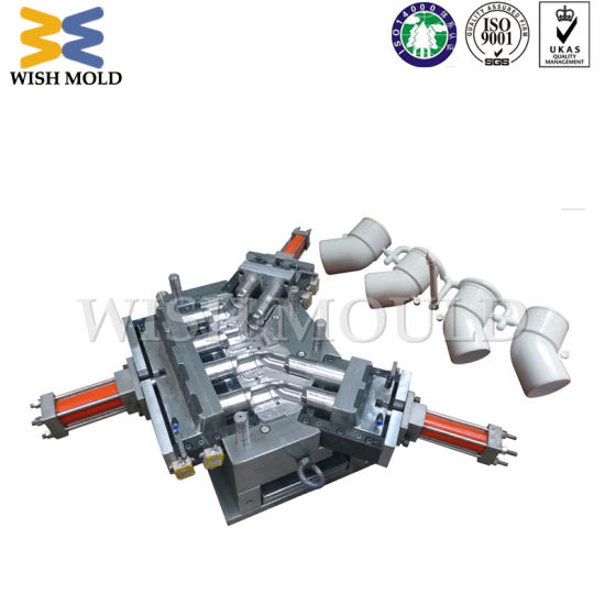 China Us Product Mold Makers Companies for Plastic 90 Degree