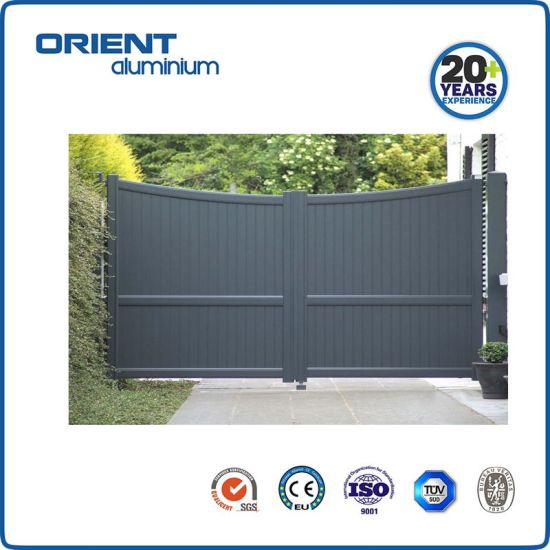 Strong Durable and Maintenance Free Aluminium Gates Test of Time