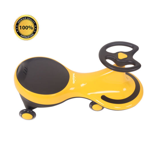 Baby Kid Children Wiggle Swing Car Original Swing Baby Toy Cars/Kids Swing Car/Children Swing Car Without Light and Music