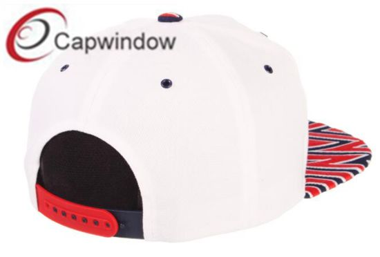 Snapback Hat with 3D Embroidery USA Fashion Style Cap pictures & photos