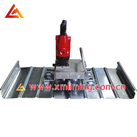 Lockrand Standing Seam Machine for Standing Seam Profile