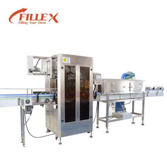 5000bph Mineral Water Bottling Filling Capping Machine
