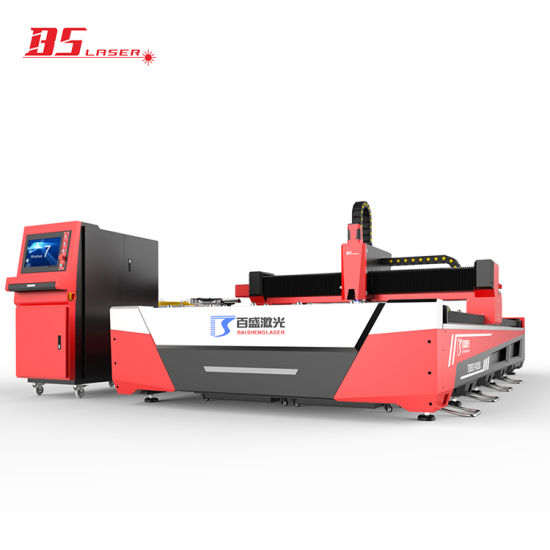 Easy Operation 2kw 3kw 4kw CNC Metal 3 Axis Laser Cutting Machine