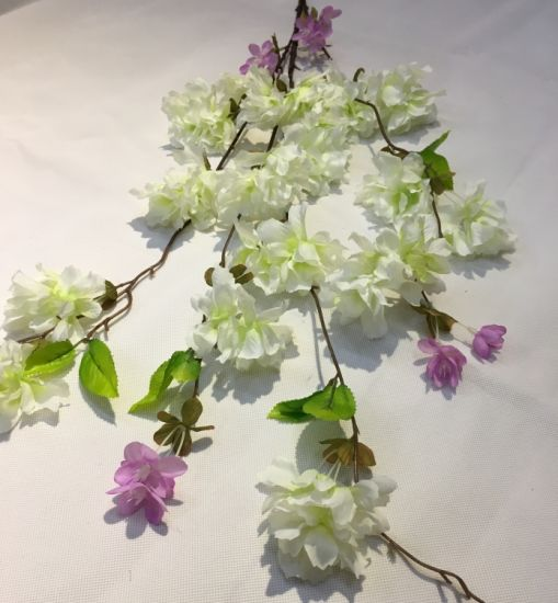 Cherry Blossom Wedding Party Home Room Decoration Marriage Accessories