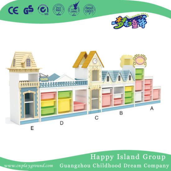 Latest Modern Design Toy Storage Cabinet for Kids (HJ-6503)