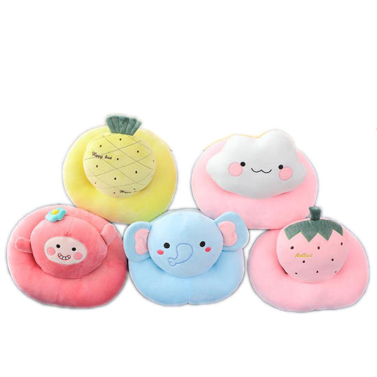 Comfortable Plush Soft Stuffed Pillow Cushion