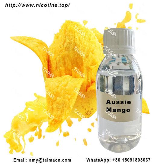 Aussie Mango Flavor Concentrated Fruit Flavor Mix Nicotine Liquid Used for  E-Liquid/ Vape Juice