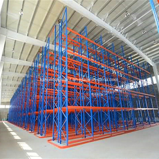 Industrial Heavy Duty Vna Pallet Rack for Warehouse Storage