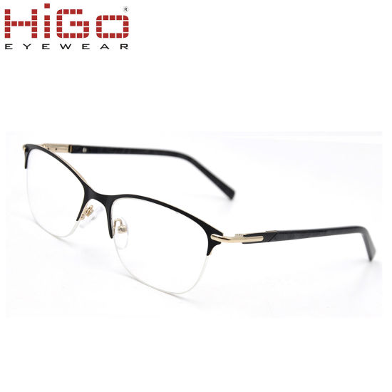 China Fashion Optical Frame Models Stainless Steel Eyeglasses Frames ...