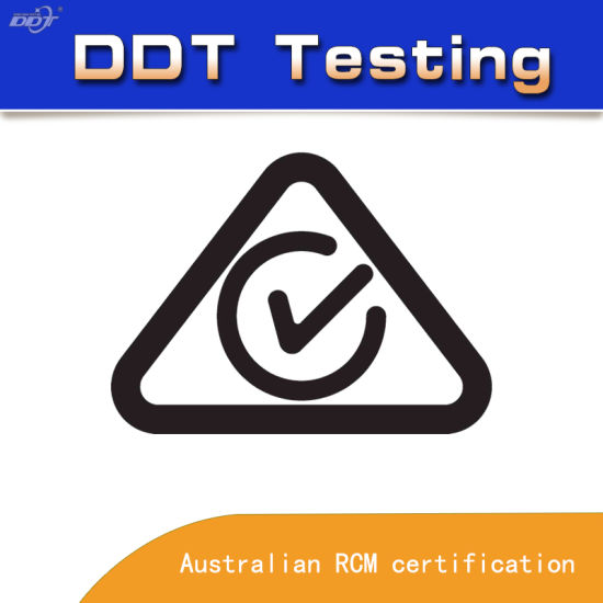 Reliable Australia Rcm Test Certification for Power Adapter