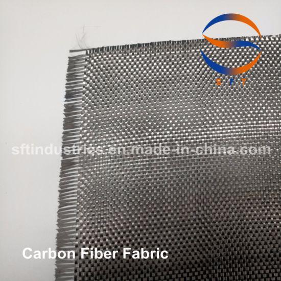160GSM 3K Plain Weave Carbon Fiber Fabric China Manufacturer