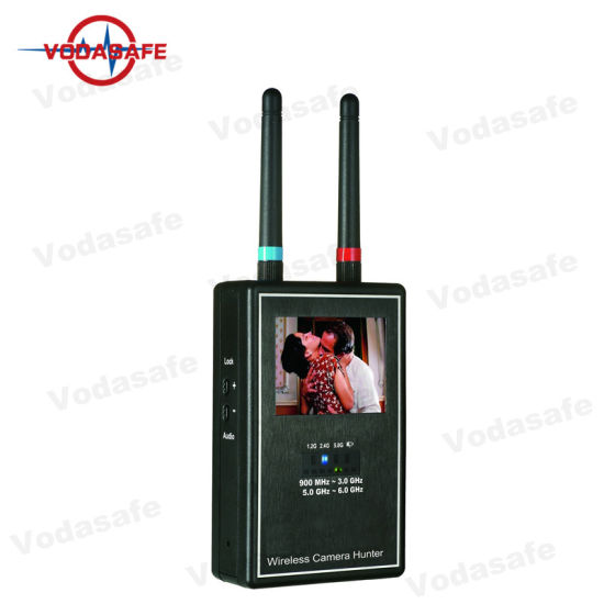Hot Sale Full Band Mini Wireless Camera Hunter Video Scanner with Image Display pictures & photos