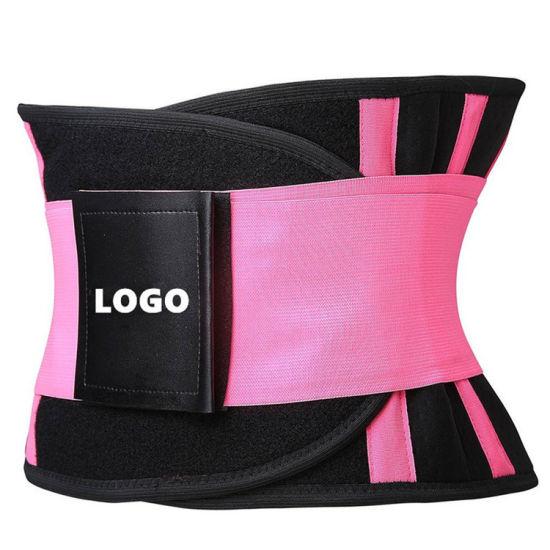 1133fcbaf684c Sweat Belt Fajas Reductoras Waist Trainer Body Shaper Women Slim Belly Girdles  Waist Cincher Corset Workout