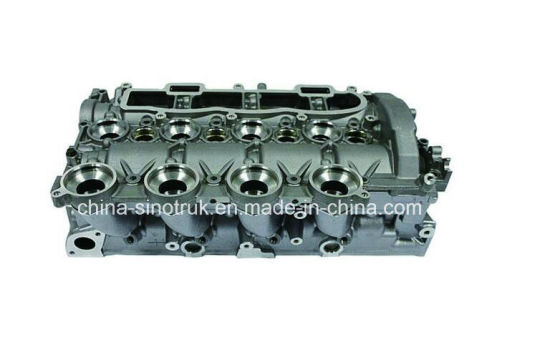 China Best Factory Manufacture Car Cylinder Head Bare Cylinder Head for Shacman OEM 66amz002 pictures & photos