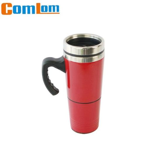 721434c6829 CL1C-E167 Comlom 2 In1 Metal Thermo Mug, Coffee Mug pictures & photos