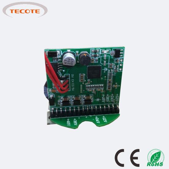 DC24V-48V Input 250W BLDC Water Pump Circuit Control