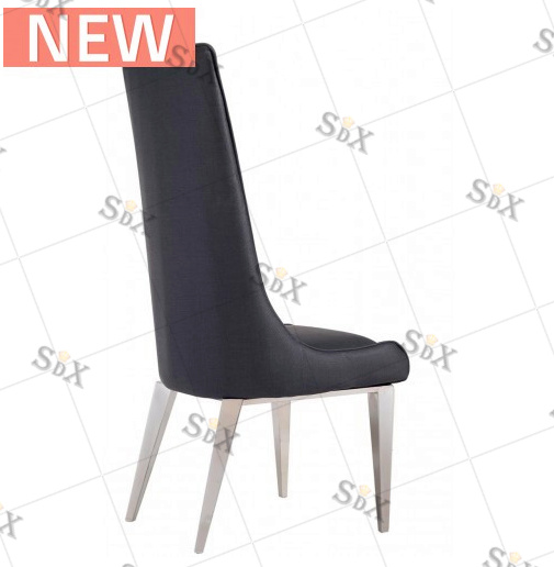 New Design Hotel Furniture Set High Back Fireproof Leatherette Luxury Hotel Chair pictures & photos