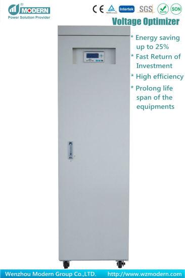 Ce Equivalent Voltage Optimisation Power Energy Saver Voltage Optimiser (SJD-100kVA)