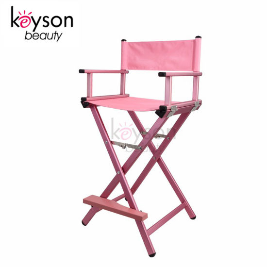 Makeup Director Chair With Logo