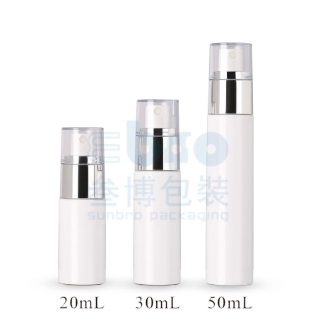 20ml/30ml/50ml Pctg Plastic Lotion Cream Packing Cosmetic Packaging Airless Bottle.