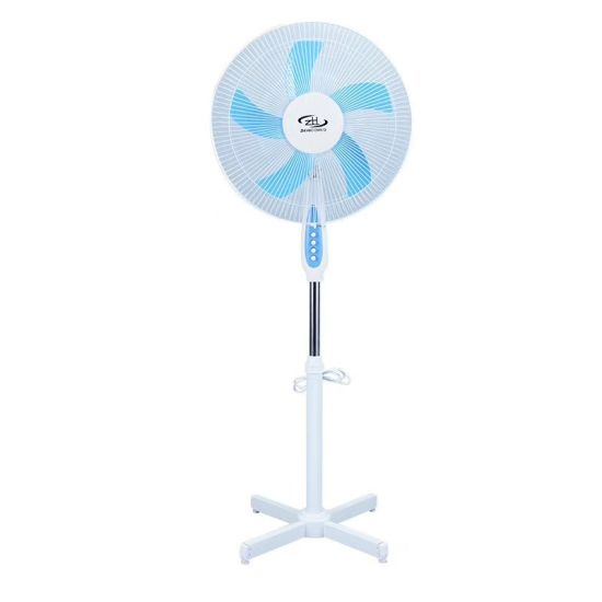 Best-Selling 16-Inch Floor Standing Electric Fan with Powerful Wind