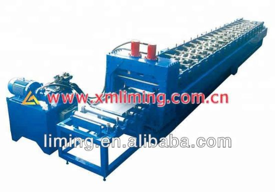 Xiamen Liming Steel Shelving Panel Forming Machine