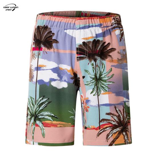 Cody Lundin Men's Custom Camouflage Beach Board Shorts