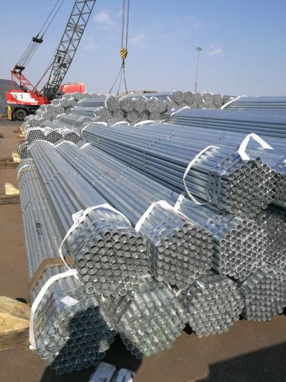 Trade Assurance Hot Products China Suppliers Gi Round Steel Pipe pictures & photos