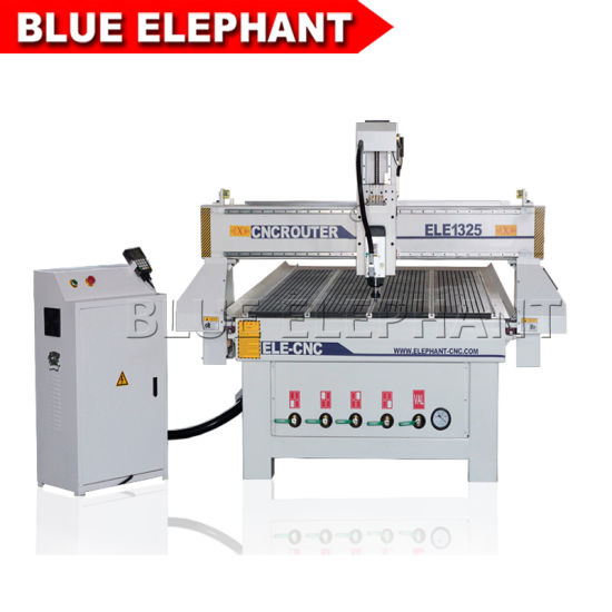China 3 Axis Cnc Wood Router Machine 1325 Wood Door Design