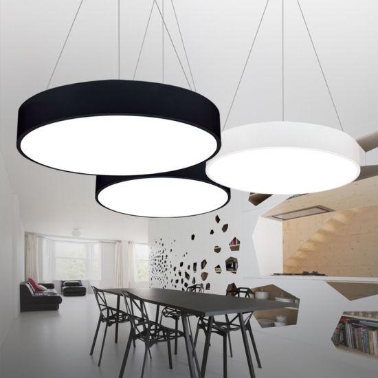Round Shape Led Pendant Light