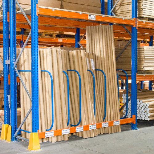 Certified Warehouse Storage Pallet Rack Storage Solution Factory Sale Textile Tyre