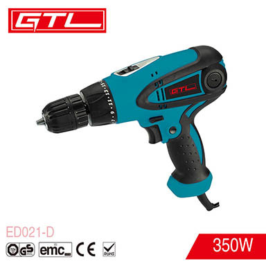 10mm Keyless Chuck Corded Forward Reverse Electric Drilling Power Tools (ED021-D) pictures & photos