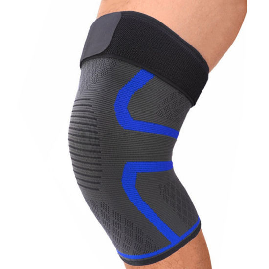Hot Sale Injury Prevention Knee Support Protective Sport Knee Brace Pads