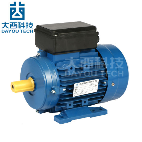 IEC Standard My/Myt Series Aluminium Housing Single Phase AC Electric Motor Induction Motor Synchronous Motors Electromotor Fan Motor Gear Motor Cast Iron Motor pictures & photos