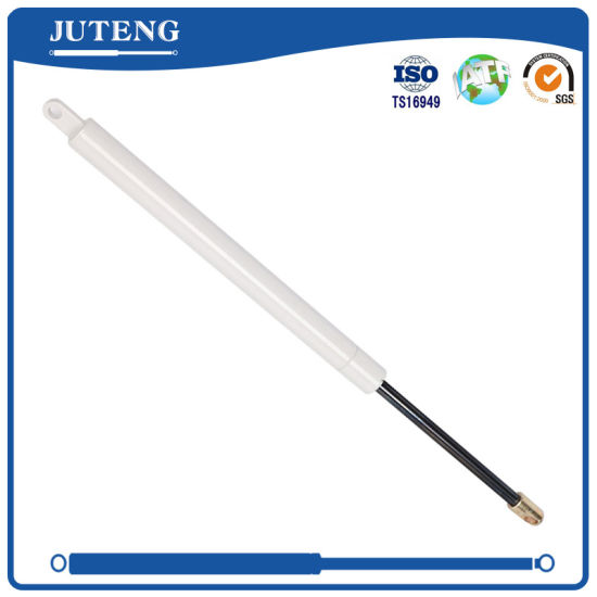 High Quality Gas Strut Gas Spring 800n with Black Eyelet for Wall Bed