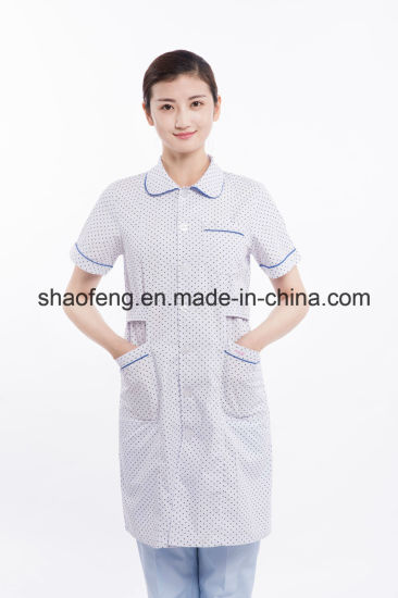Hospital Medical Dental Nippontex Material OEM Doctor Clothes Clinic Dentist Uniform