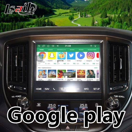 China All-in-1 Android GPS Navigator for 2014-2019 Toyota