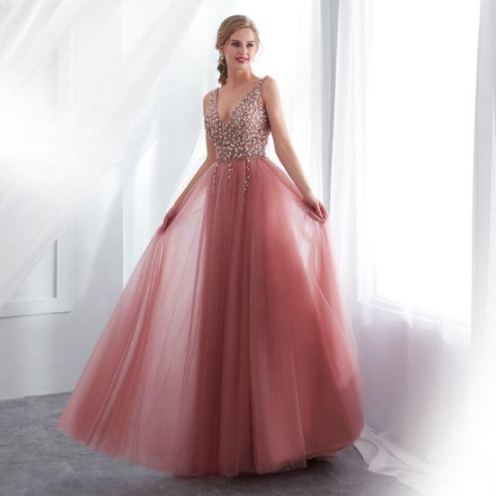 Sexy Lace Custom Make Celebrity Wedding Bridal Gown Evening Dress