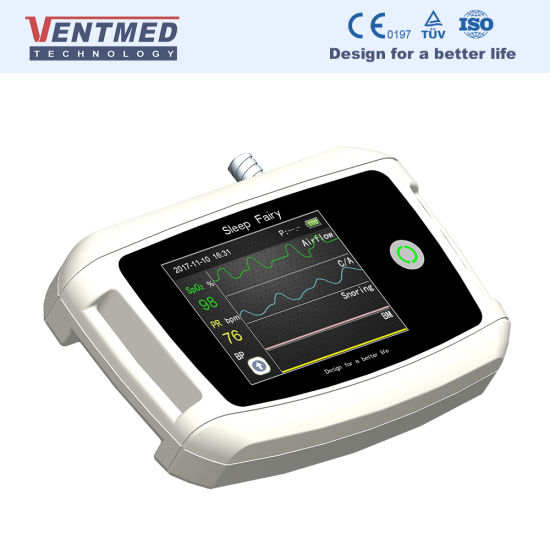 Durable Sleep Tracking Device for Hypopnea and Sahs Patients