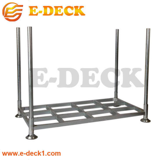 E-Deck Stacking Warehouse Pallet Converter Steel Storage Rack pictures & photos