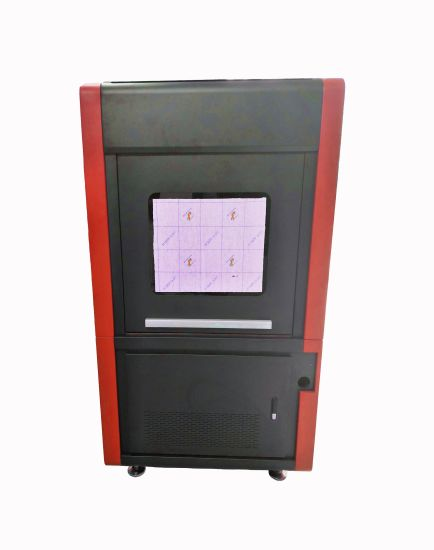 Small Format Laser Engraving Machine for Gold Cutting