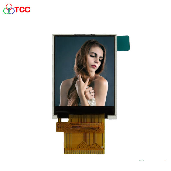Industrial 1.8 Inch TFT 128X160 Ili9163 Controller LCD Module with Spi Interface